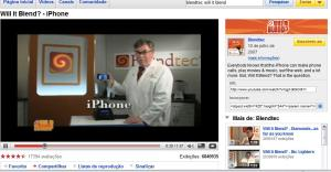 Confira o blender triturando o Iphone!